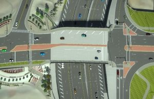 I-10 Connect project